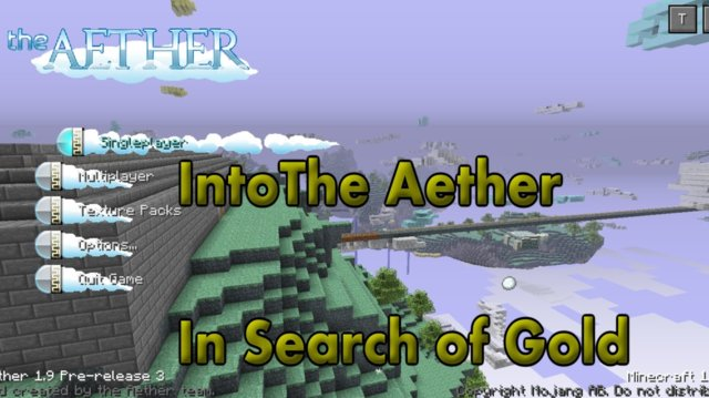 Into The Aether With SpitFire - In search of GOLD!
