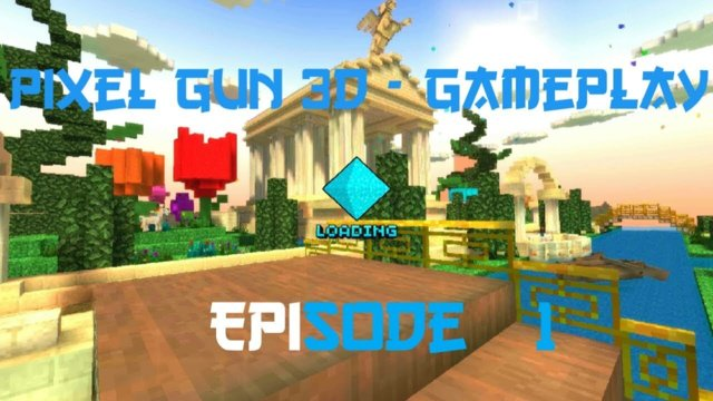 Pixel Gun 3D Gameplay - Episode 1 - Gone Wrong