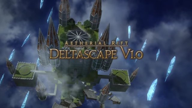 Final Fantasy XIV: Stormblood - Deltascape V1.0 (WAR)