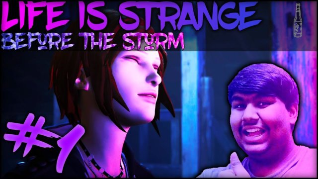 Life Is Strange: Before The Storm Ep 1 #1 // MAKING ENEMIES ALREADY!