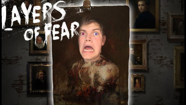 STUPID ART! I HATE YOU! | Layers Of Fear