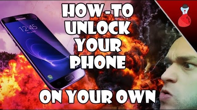 Unlocking A Samsung Phone From Your Very Own Seat