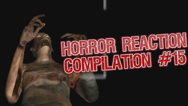 Horror Reaction Compilation 15
