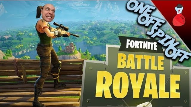 Fortnite Battle Royal | Tactical Thinking
