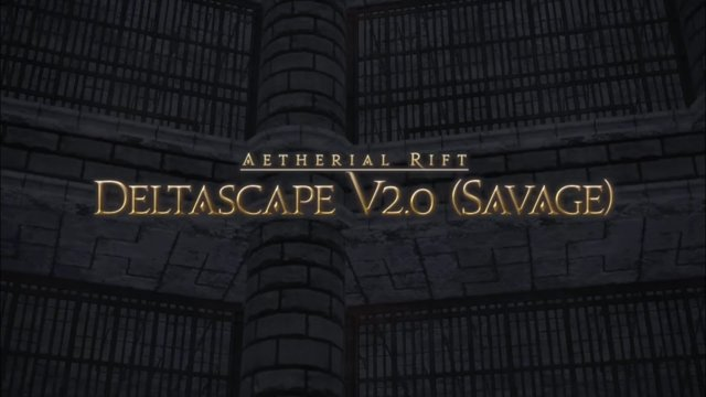 Final Fantasy XIV: Stormblood - Deltascape V2.0 Savage (WAR)
