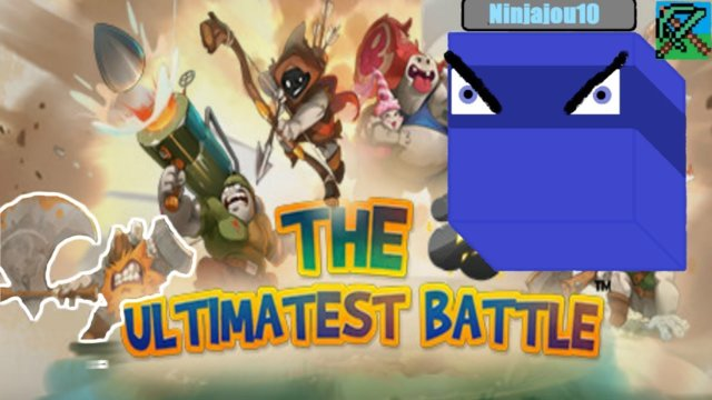 I'M A VIKING TRUE AND TRUE!!!! | The Ultimatest Battle (free steam game)