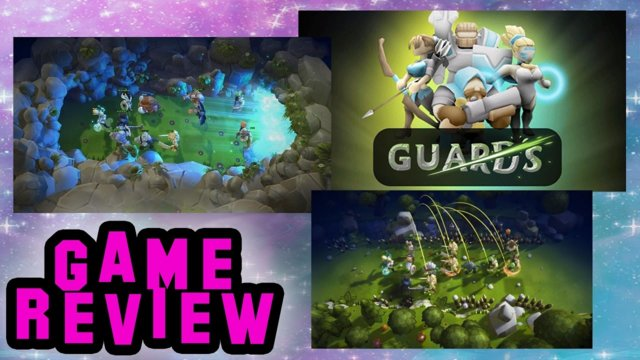Guards by Battlecruiser Games | First Impression and Review