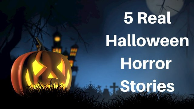 5 Real Halloween Horror Stories That Actually Happened