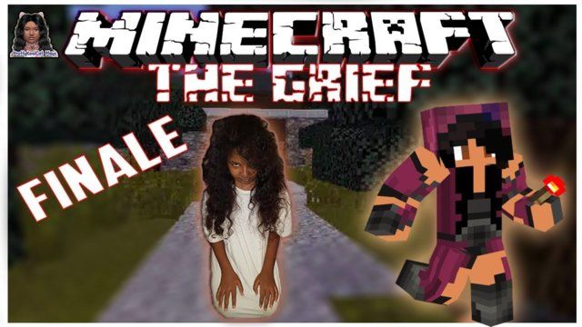 Minecraft - The Grief Horror Map - Finale - Spooky Week - Let's Play