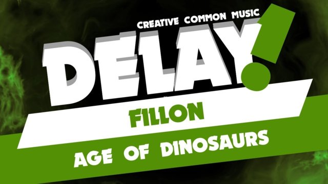 FillOn - Age of Dinosaurs [Delay! Free DL / Non Commercial Use]