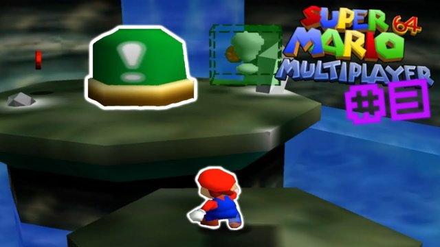 METAL CAP FINALLY! - Super Mario 64 Multiplayer Hack #3