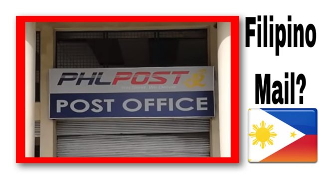 My Experience with the Philippines Post Office - My #Kwento