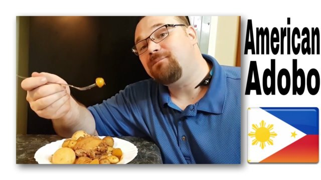 American shares his version of Adobo! - My #Kwento