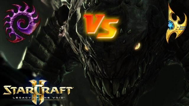 StarCraft II: Gameplay - Ranked Ladder Match #8 (Zerg vs Protoss)