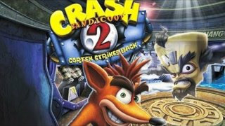 Crash Bandicoot 2 Cortex Strikes Back (N Sane Trilogy)