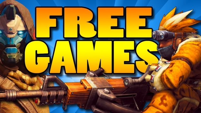 TOP 5 FREE PREMIUM GAMES - Like COD, Destiny 2 and PUBG - Going into 2018