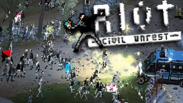 ONE BY ONE | RIOT - Civil Unrest