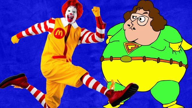 McDonald's serving breakfast all day, New MMO Identity, and a Fat Guy on a Mission?! #FreedomFamily