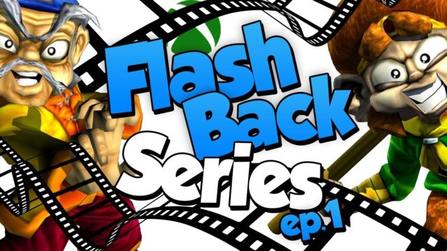 Kung Fu Chaos xbox Multiplayer Story | Flash Back Series Ep1