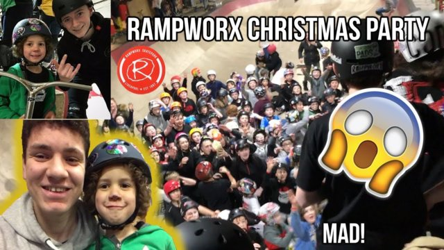 Rampworx Christmas Party. December 2017