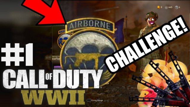 COD: WWII - The Division Prestige Challenge #1 - (TDM)