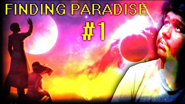 Finding Paradise Gameplay Let's Play Part 1 - THE DYING PILOT.