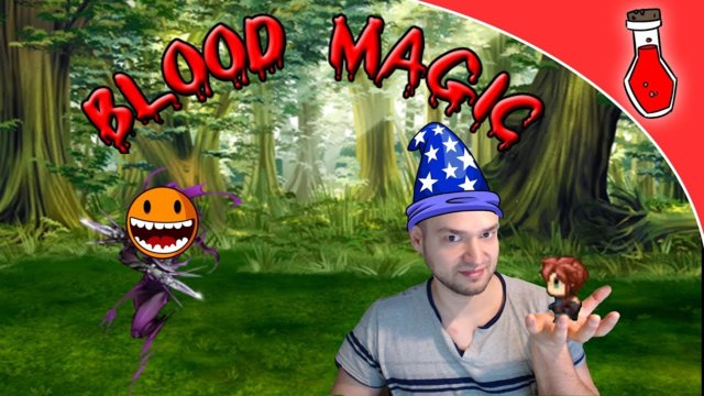 YOU'RE A BLOOD MAGE SAVVA | Blood Magic