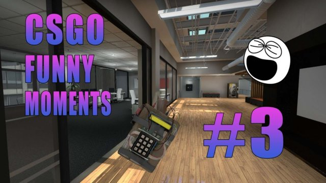 CSGO Funny Moments 3