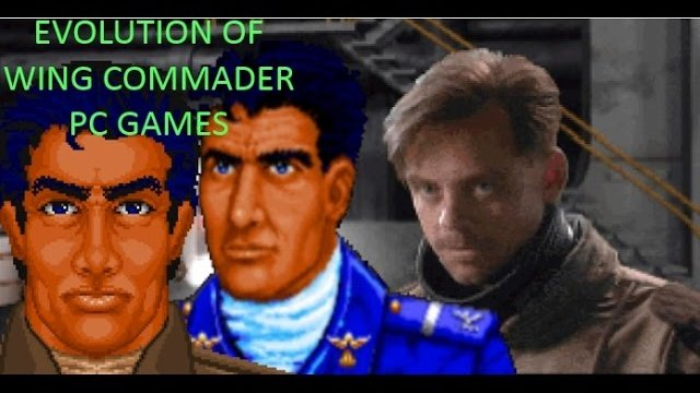 How graphics improved in Wing Commander 1-3 (Kilrathi trilogy)