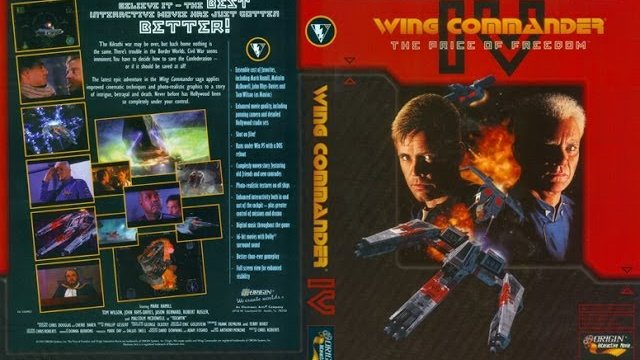 Let's check: Wing Commander IV - the Price of freedom