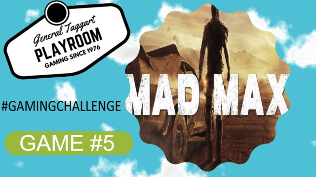 Mad Max game by Avalanche studios  - a game review
