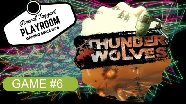 Thunder Wolves  - a game review