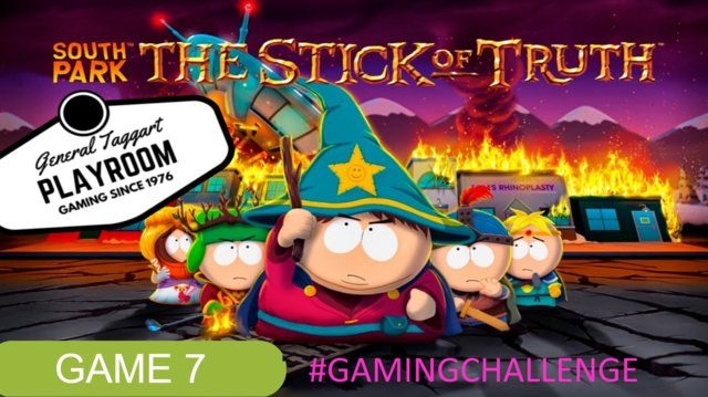 South Park Stick of truth - a game review