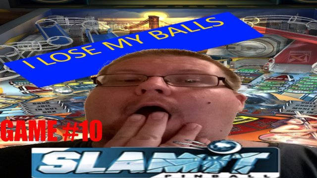 Slamit Pinball: Big Score review / let's play