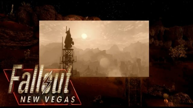 Fallout New Vegas traveling videos of Honest hearts DLC