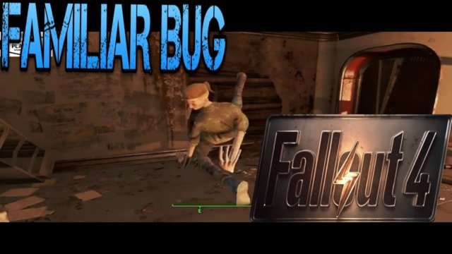 War, war never changes... Or at least that's the case with Fallout 4 engine