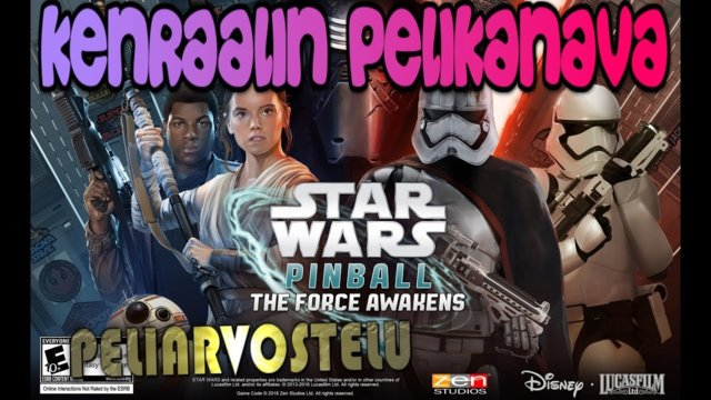 Pinball FX3 The Force Awakens DLC review