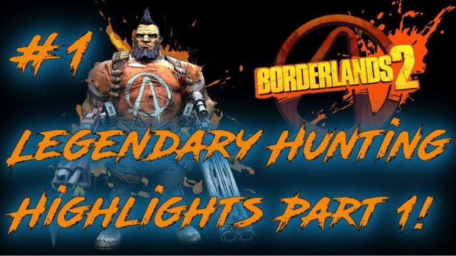 Legendary Hunting Highlights Part 1!