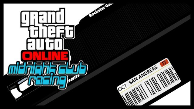 GTA 5 Online Midnight Club Racing DLC Concept Trailer