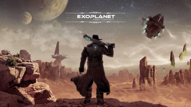 Exoplanet: First Contact [Steam Early Access Trailer]