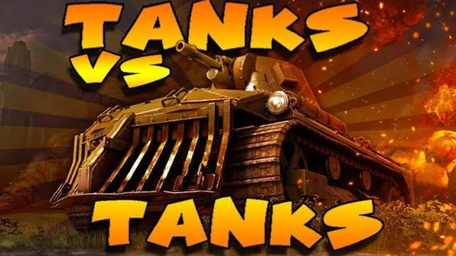 CROSSOUT - Face Off  Brawl - TANKS vs TANKS - Patch 0.9.10