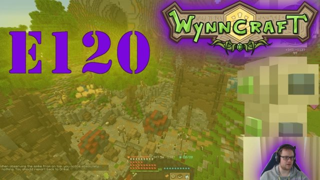 "Let's Play Wynncraft Episode 120 ""The Corrupted Village"""