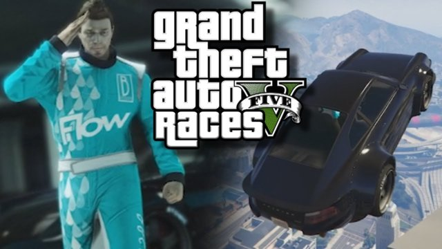 WATCH 'EM ROLLIN' | Grand Theft Auto V Races