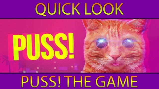 Quick Look: PUSS!