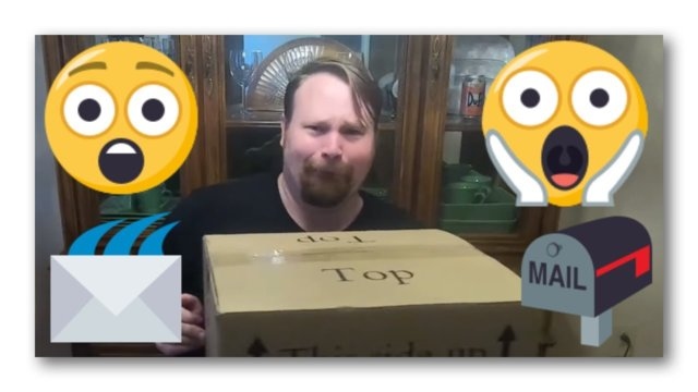 A fan sent me WHAT?! Fanmail #StoryVlog