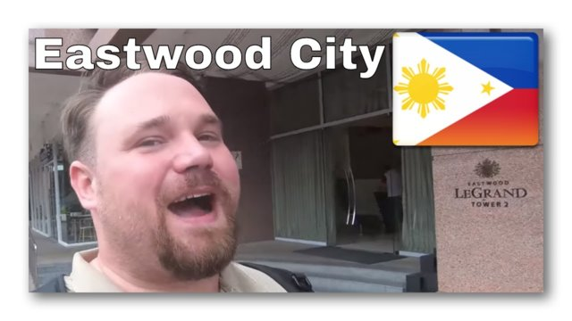 What does Eastwood city offer it's residents? #StoryVlog