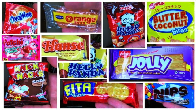 REACTION: Filipino Nostalgia Junk Food - American Tries - My #Kwento