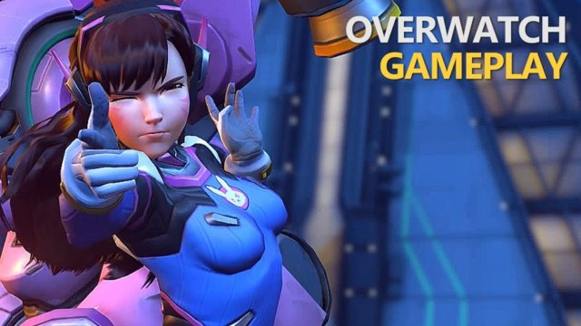 Overwatch Diva Gameplay! Overwatch Review! Get to know me!