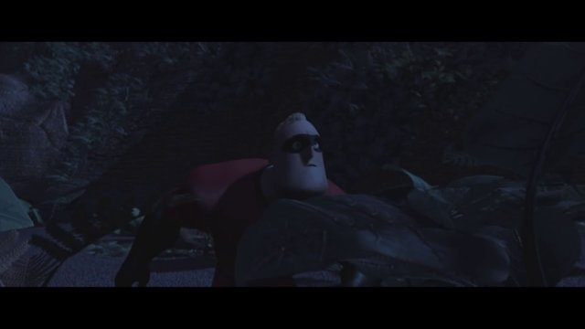 THE INCREDIBLES SCENE RESCORE | THE INCREDIBLES MUSIC TRIBUTE