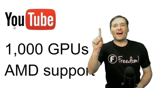 ★ 1,000 GTX 1080 Ti GPUs! - AMD support in Crypto Miner 0.1.8